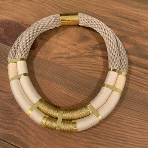 Magnetic closure necklace